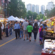 Stock Photo: Chinatown night market