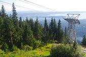 Grouse Mountain — Stock Photo