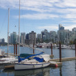 Vancouver Cole harbour — Stock Photo