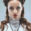 Beauty portrait — Stockfoto