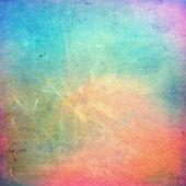 Sfondo graffiato colorato — Foto Stock