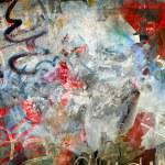 Graffiti background — Stock Photo #13960916
