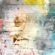 Abstract grunge colorful background — Stock Photo
