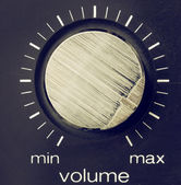 Volume button — Stock Photo