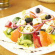 Greek salad — Stock Photo #23764321