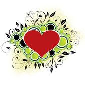 Valentine's Design - Green — Vecteur