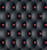 Heart Background Design — Stock Vector