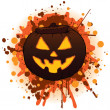 Halloween Design — Vector de stock