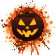 Halloween Design — Stock Vector
