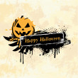 Halloween Design — Vector de stock #28068583
