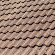 Stock Photo: Texture of roof