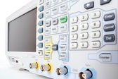 Professional modern test equipment - analyzer — Stok fotoğraf