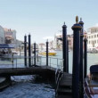 Video Stock: Lot of traffic on Grand Canal