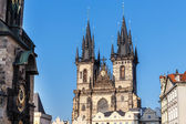 The Church of Our Lady before Tyn 2014 — Stock Photo