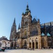 St. vitus cathedral in prague czech republic — Stock Photo #42894501