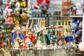 Souvenir shop at havels Market — Stock Photo