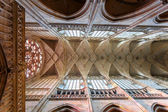 The Prague's St. Vitus Cathedral — Stock Photo