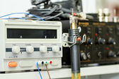 Professional modern test equipment — Stock Photo