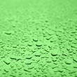 Water drops background texture — Stock Photo #18432657