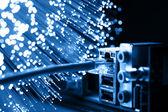 High tech technology backgroundnd — Stock Photo