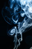 Abstract wave smoke — Stock Photo