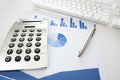 Conceito financeiro — Fotografia Stock
