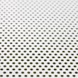 Stock Photo: Silver-steel mesh background.