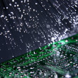 Fiber optics — Stockfoto