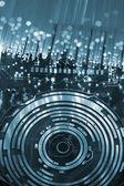 Hightech-Technologie — Stockfoto