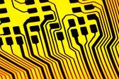 Electronics technology background — Stock Photo