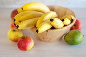 Ile meyve bowl — Stok fotoğraf