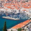 Dubrovnik Old Town and Harbour — Stock Photo #22834886