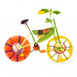 Stock Photo: Fruity bicycle.