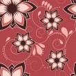 Seamless floral pattern — Stock Vector #23798407