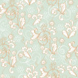 Seamless floral pattern — Stock Vector #34334919