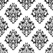 Damask wallpaper — Stockvektor
