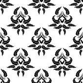 Damask wallpaper — Vetorial Stock