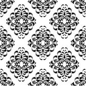 Damask wallpaper — Wektor stockowy