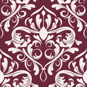 Damask wallpaper — Stock Vector