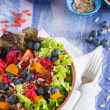 Stock Photo: Superfood salad