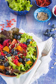 Superfood salad — Stock Photo