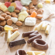 Stock Photo: Traditional Sinterklaas candy