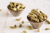 Cardamom pods — Stock Photo