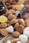 Traditional Sinterklaas candy — Stock Photo