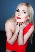 Pretty Blonde — Stock Photo