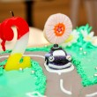 2 year Cake topper — Stock Photo #14488531