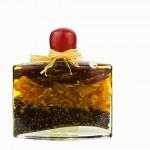 Derorative bottle — Stock Photo