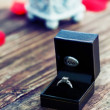 Engagement ring — Stock Photo #23292014