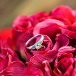 Engagement ring — Stockfoto