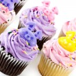 Cup Cake decoration — Stock Photo #23505215